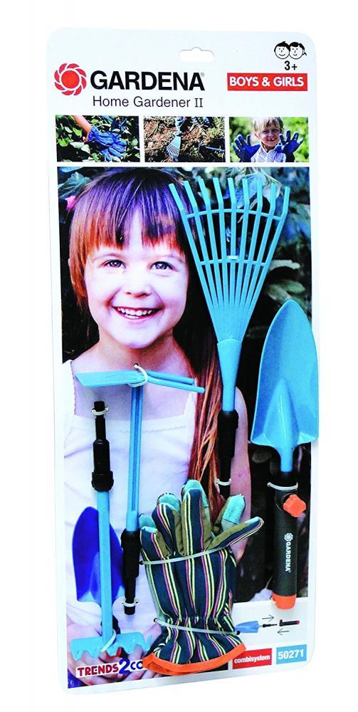 Set unelte gradinarit Gardena Home Gardener II