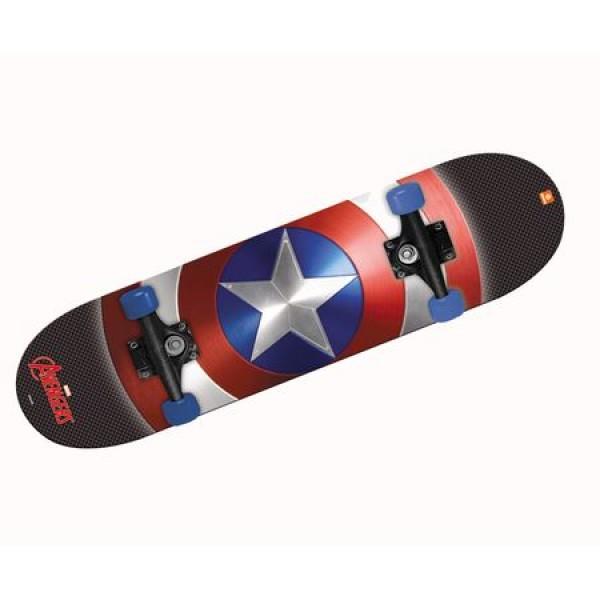 Skateboard copii Mondo Captain America imagine