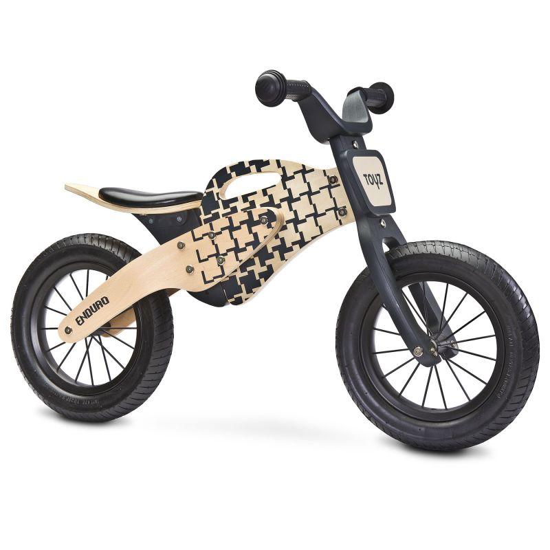 Bicicleta fara pedale Toyz by Caretero Enduro Natur