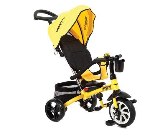 Tricicleta 3 in 1 Xammy Yellow