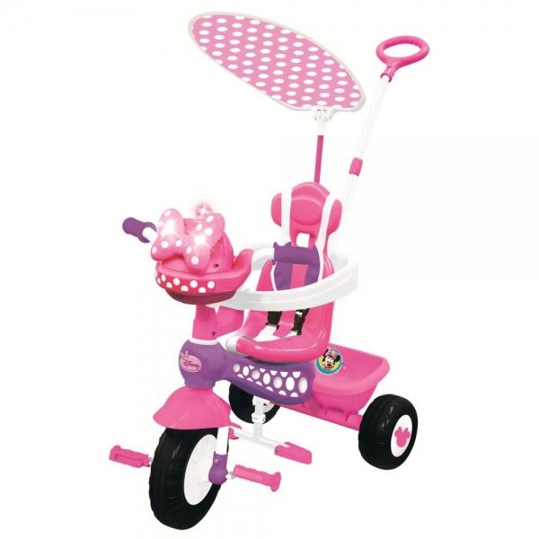 Tricicleta interactiva Minnie Mouse Kiddieland
