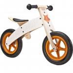 Bicicleta fara pedale Toyz Woody 2 in 1 Beige