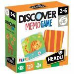 Descopera jocuol memoriei