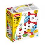 Joc creativ Pista cu bile Migoga Junior Set Premium 45 piese