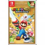 Joc Mario + Rabbids Kingdom Battle Gold Edition Sw