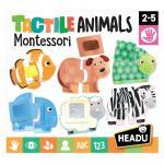 Puzzle animale senzoriale Montessori
