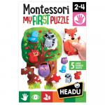 Primul meu puzzle Padure Montessori