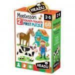 Primul meu puzzle atinge Montessori