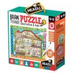 Puzzle pentru antrenarea mintii