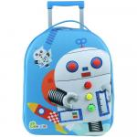 Troller pentru copii Bouncie 3D Robot