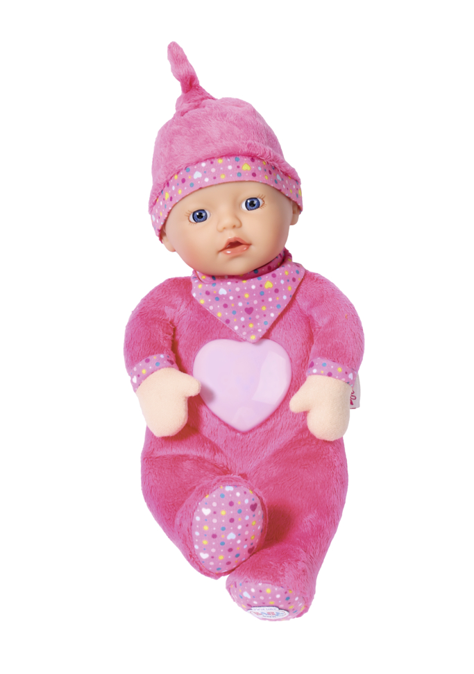 Bebelus cu lumina si sunete 30 cm Baby Born