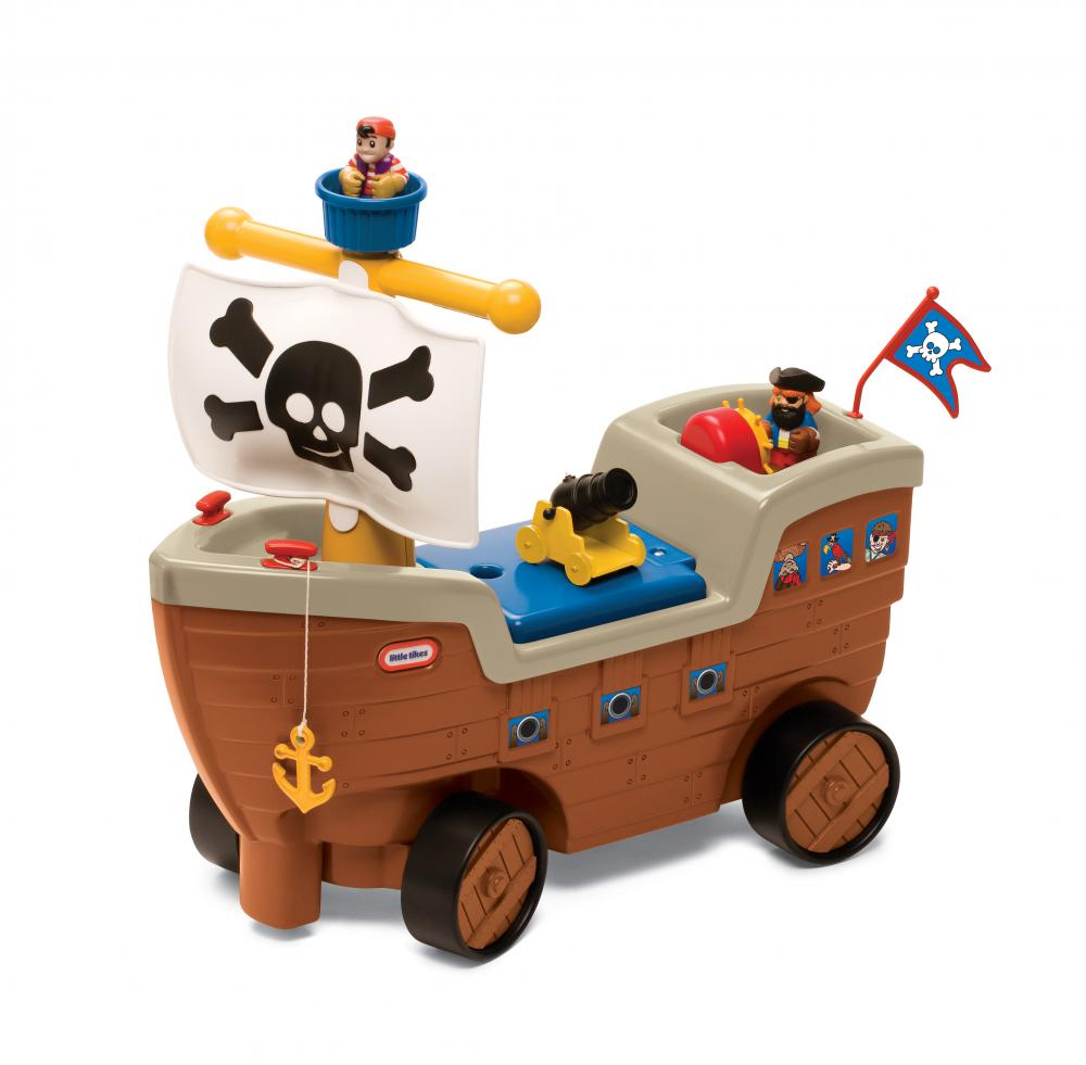 Barca Piratilor Joaca-te si Plimba-te imagine