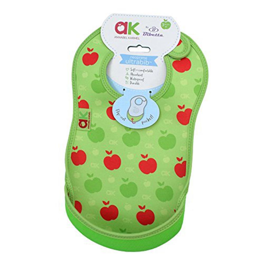 Baveta Ultrabib Annabel Karmel Green apples 3luni+