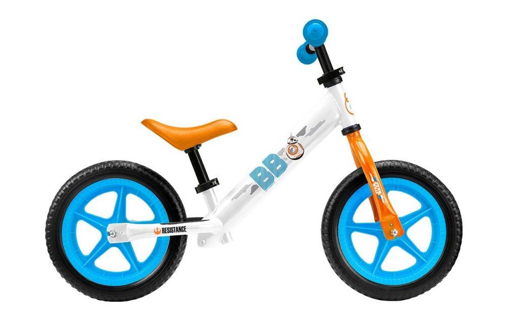 Bicicleta fara pedale Metal Star Wars