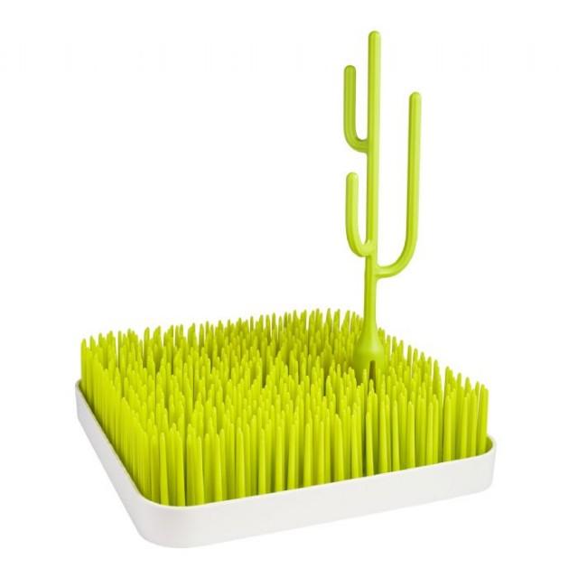 Accesoriu pentru uscare Cactus verde