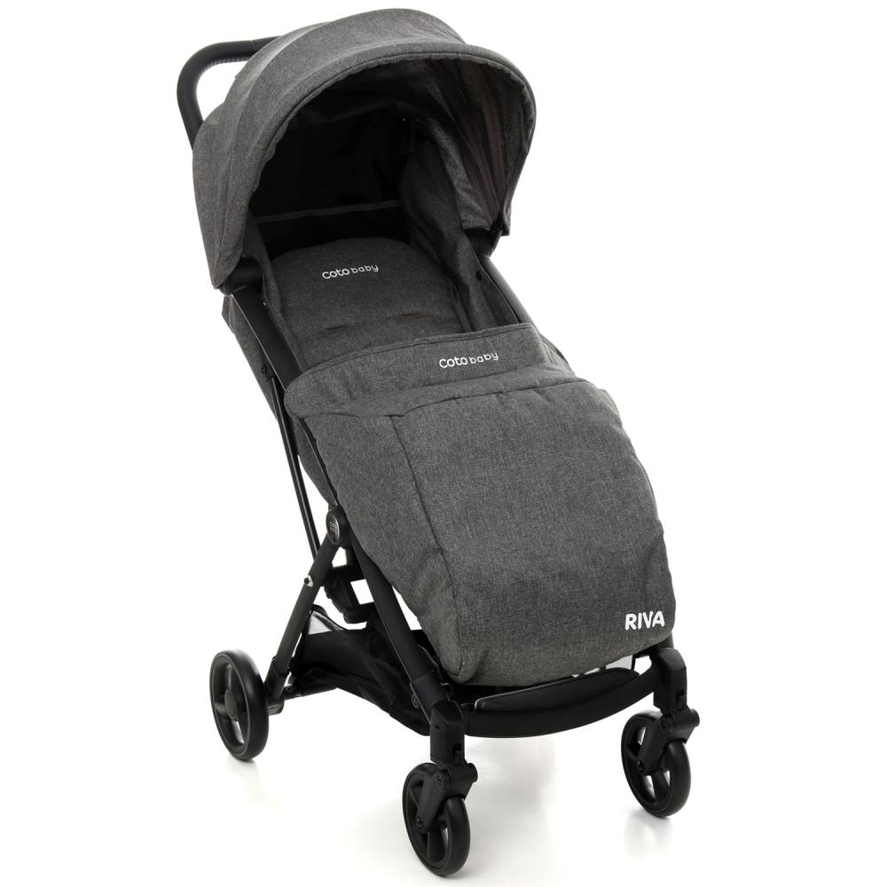 Carucior sport Coto Baby Riva Grey imagine