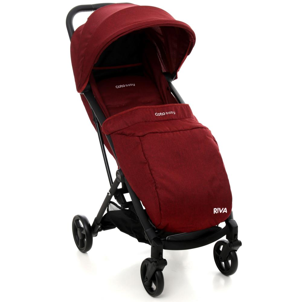 Carucior sport Coto Baby Riva Red imagine
