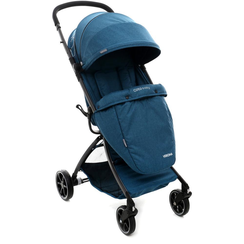Carucior Sport Verona Comfort Line Coto Baby Turcoaz