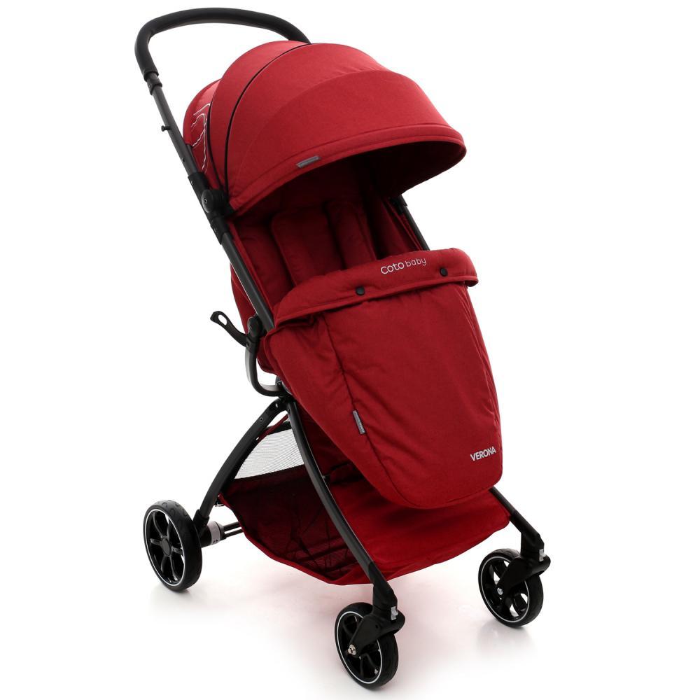 Carucior sport Coto Baby Verona Comfort Red imagine