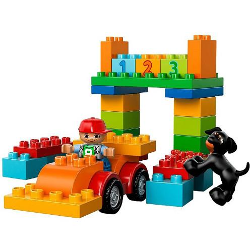 Cutie pentru Distractie All-In-One 10572 Lego Duplo