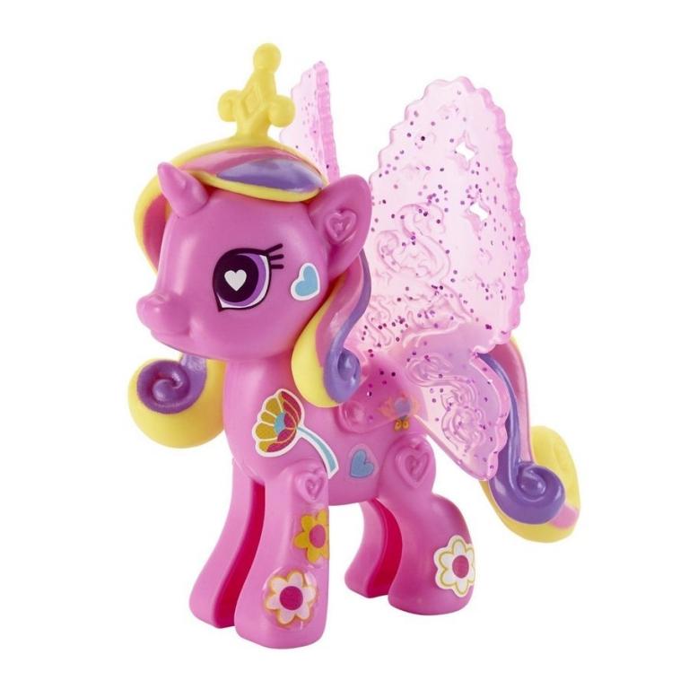Figurina de asamblat Printesa Cadance, My Little Pony, Hasbro