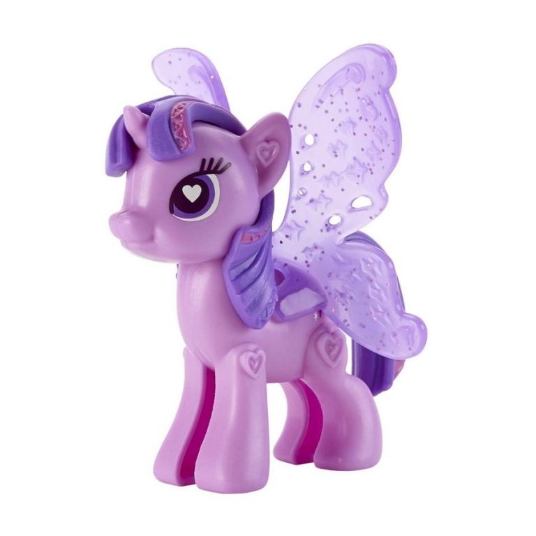 Figurina de asamblat Twilight Sparkle, My Little Pony, Hasbro