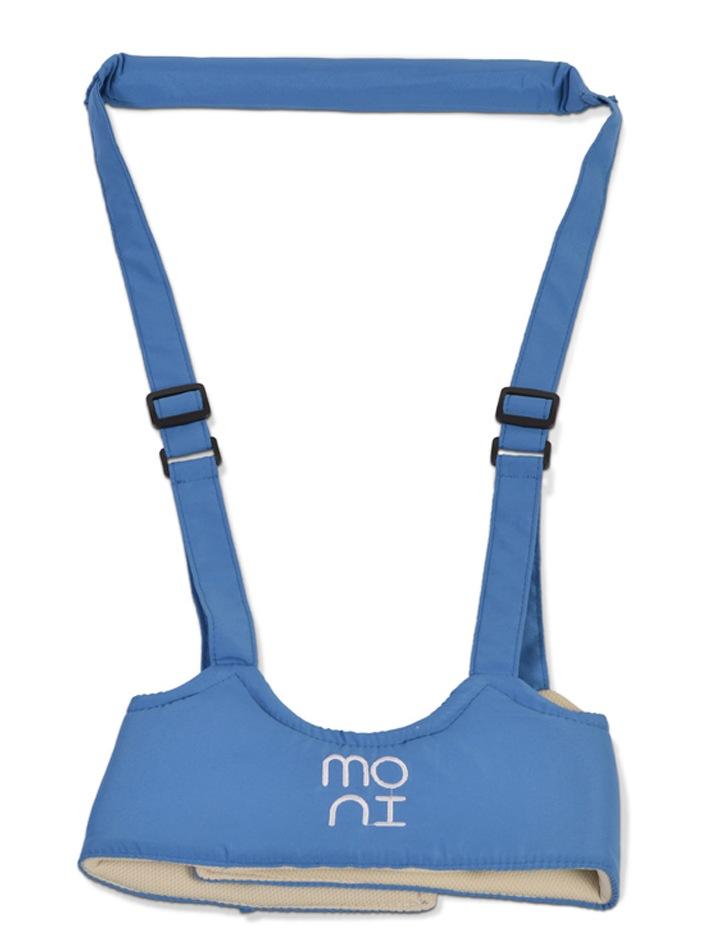 Ham de siguranta pentru copii Walky Light Blue din categoria La Plimbare de la MONI