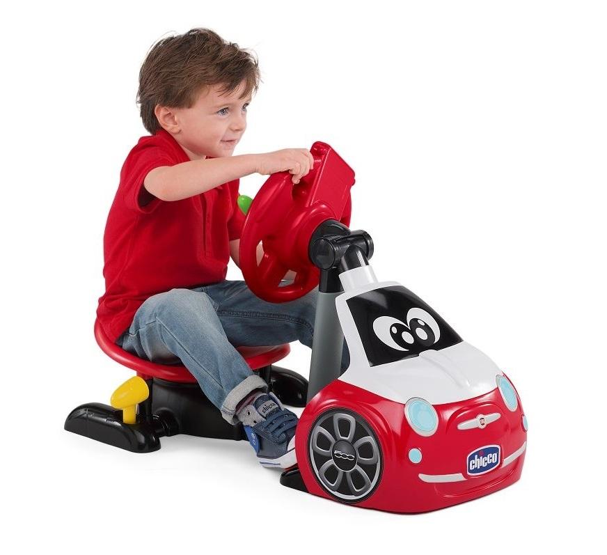 Jucarie Chicco Centru de activitate Simulator auto Fiat 500