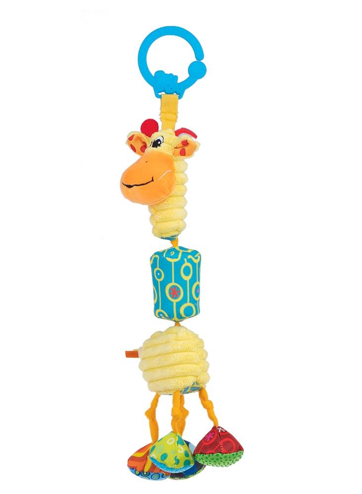 Jucarie pentru carucior Girafa Gabi