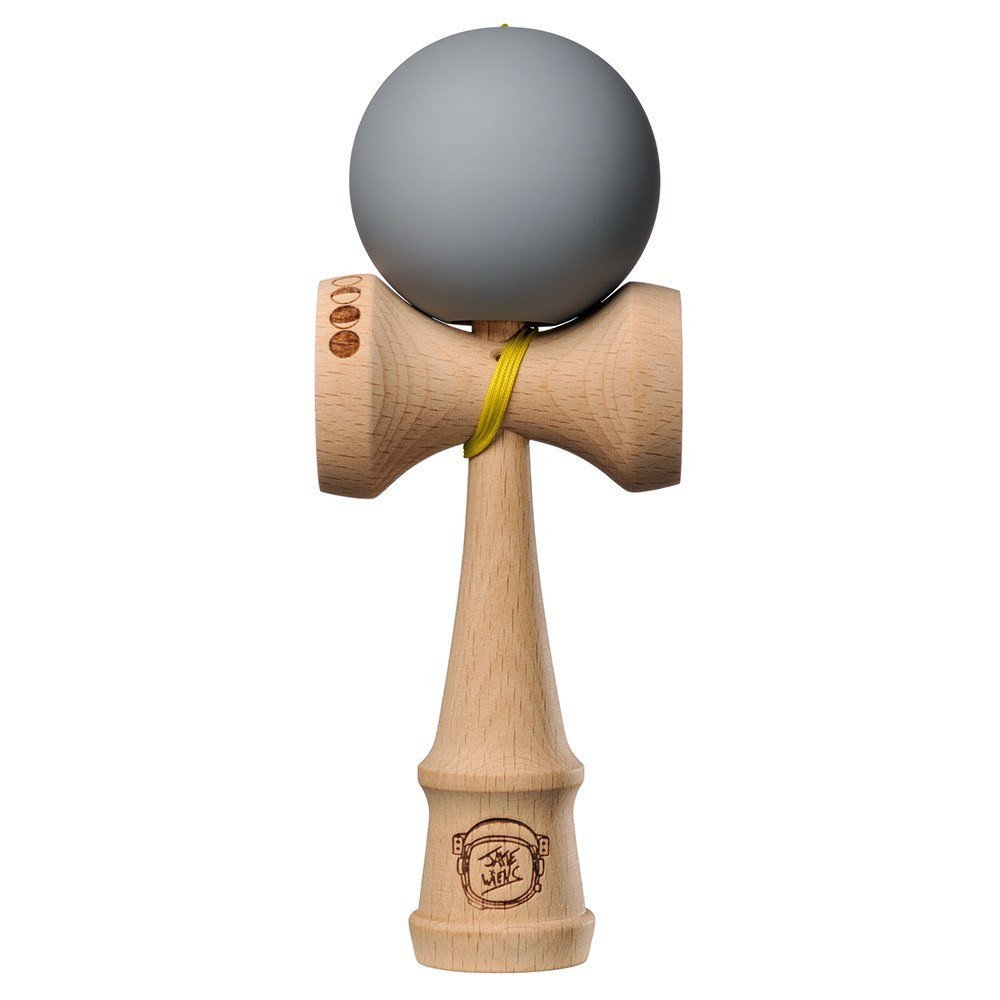 Kendama Jake Wiens Pro Model v4 Moon Rock Grey