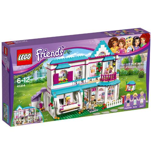 Casa Stephaniei 41314 Lego Friends
