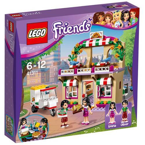 Pizzeria Heartlake 41311 Lego Friends