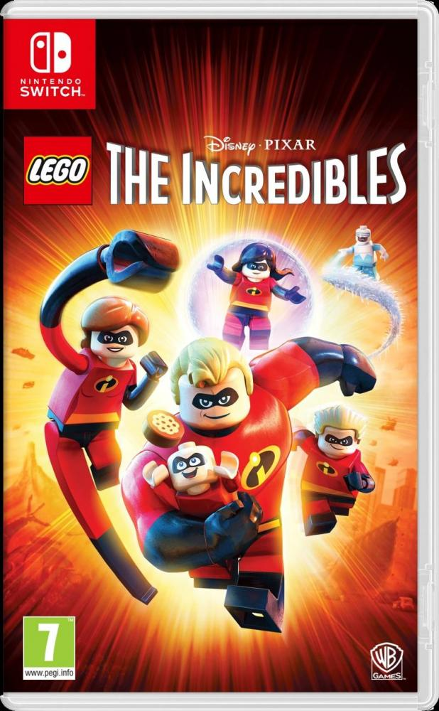 Joc Lego The Incredibles SW