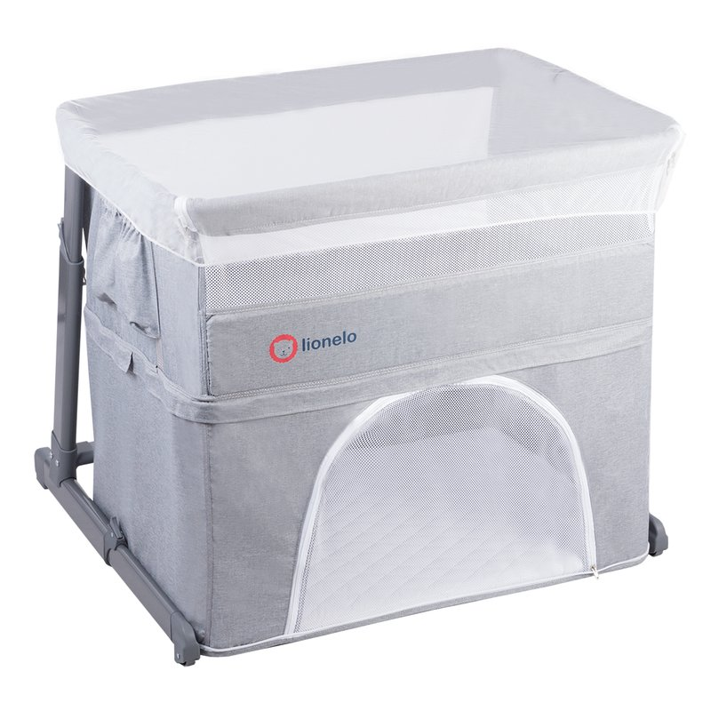 Patut 3 In 1 Co Sleeper Toon Grey