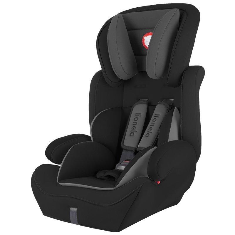 Scaun auto copii 9-36 kg Levi Plus Black