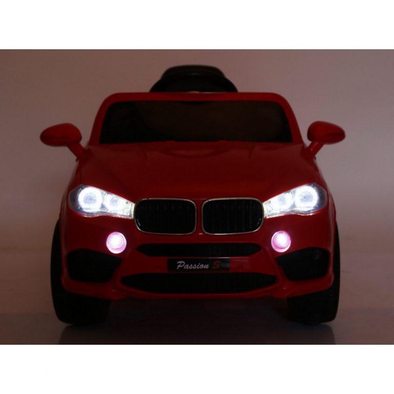 Masinuta electrica cu telecomanda 2.4 Ghz X Racer Red imagine