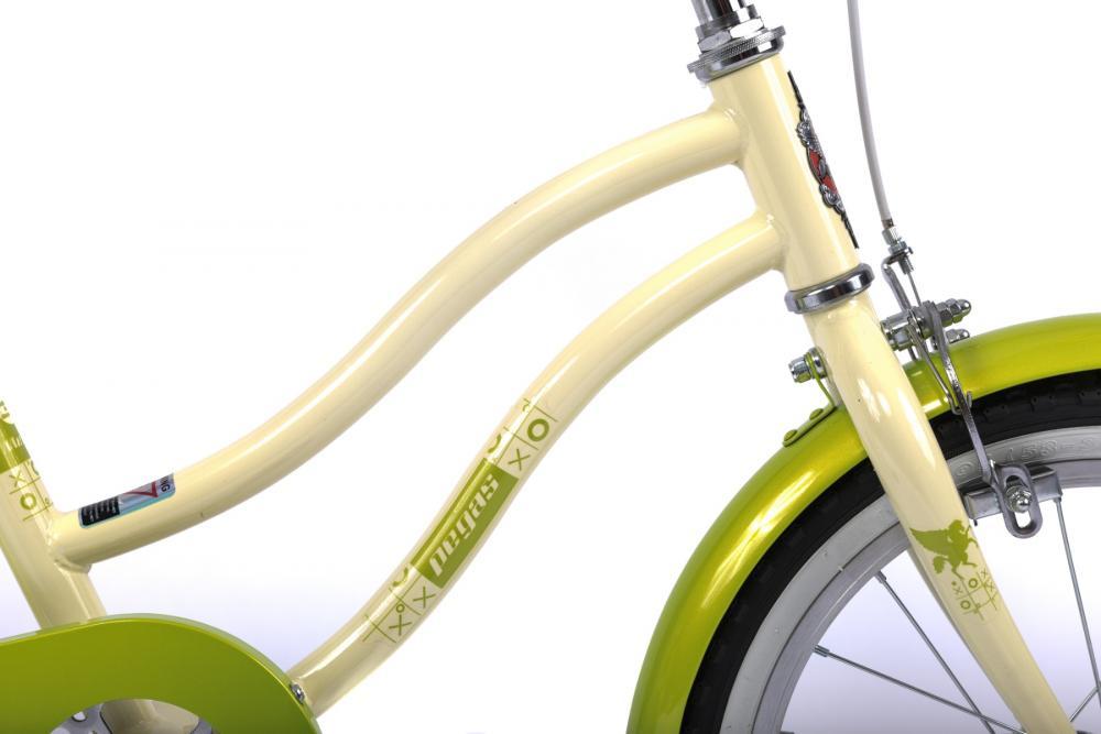 Bicicleta Mezin 2017 Crem Inghetata
