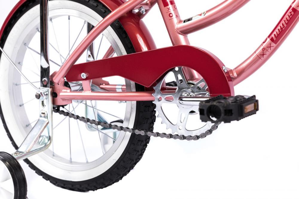 Bicicleta Mezin 2017 Roz Piersica