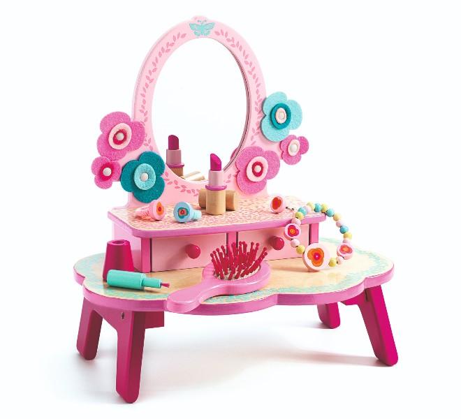 Masuta de toaleta Djeco Flora