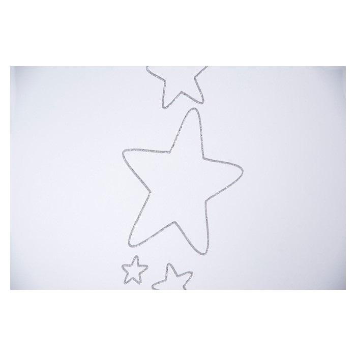 Patut pentru copii Stars cu sertar Silver