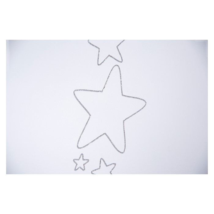 Patut Eurogloria Stars Cu Sertar Silver