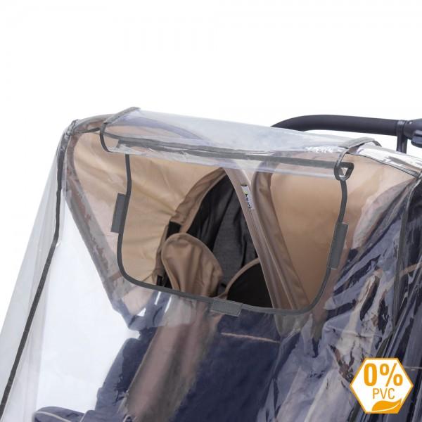 Pelerina de ploaie pentru carucior gemeni Diago imagine