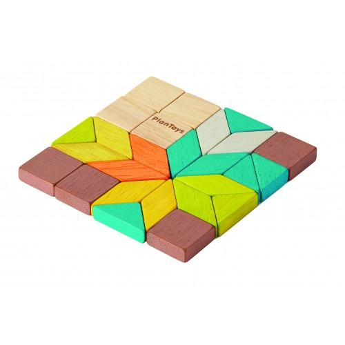 Plan Mini Mozaic