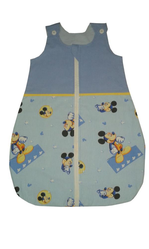 Sac de dormit 0.5 tog Mickey 85 cm din categoria Camera copilului de la Kids Decor