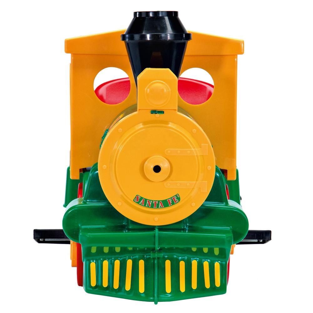 Trenulet Santa Fe Peg Perego Verde - 3
