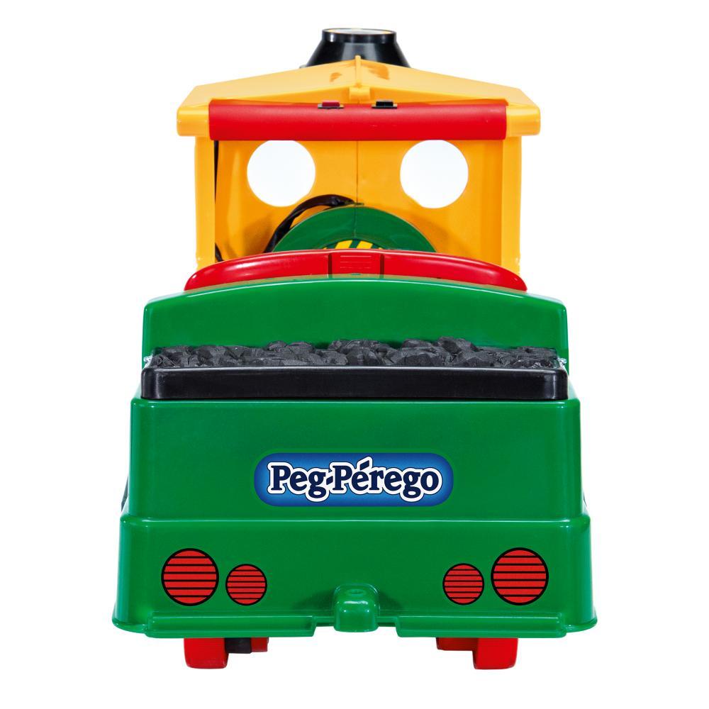 Trenulet Santa Fe Peg Perego Verde - 5