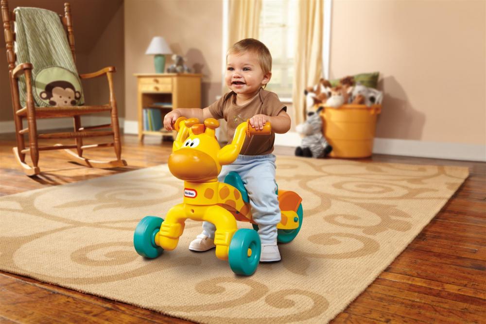 Tricicleta Girafa imagine