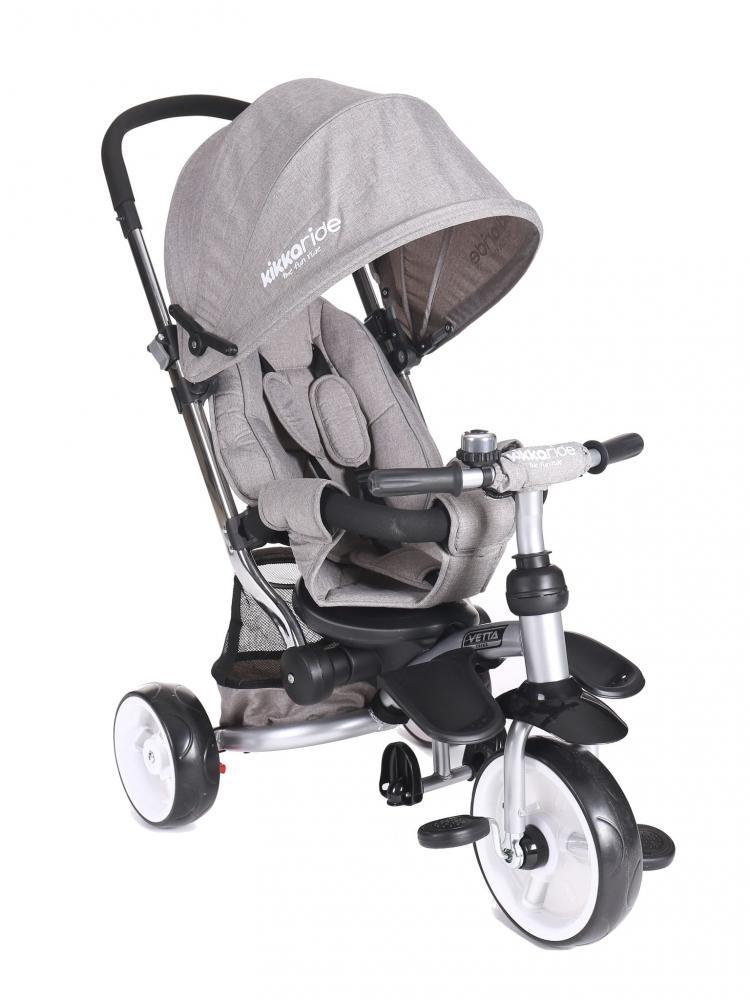 Tricicleta multifunctionala Vetta Grey Melange
