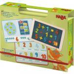 Cutie cu jocuri magnetice Haba Noi si numerele 3ani+