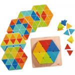 Joc de aranjare Haba Piramidele magice 2ani+